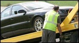 ritiro auto accidentate