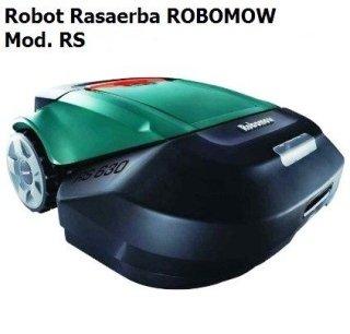 robot rasaerba Robomow modello RS