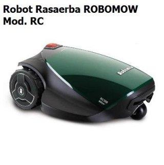 robot raserba Robomow modello RC