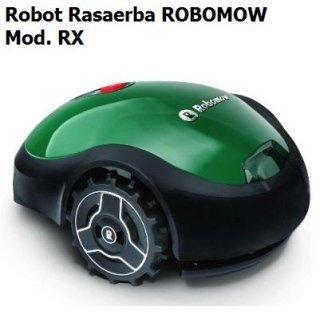 robot rasaerba Robomow modello RX