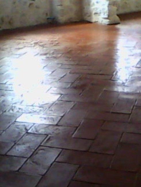 pavimenti lucidi