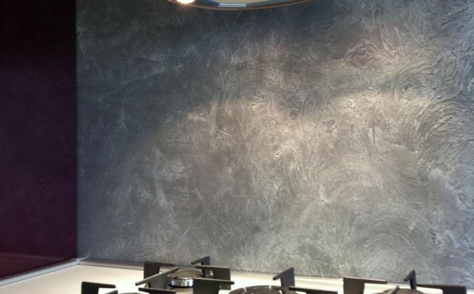 pavimento per cucina in resina