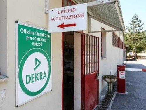 ingresso ufficio accettazione