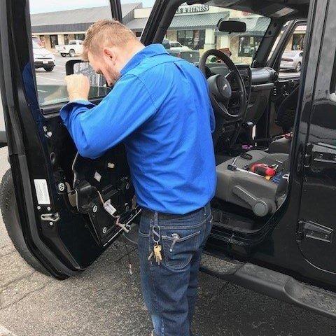 Car Door Lock Repair San Antonio, TX