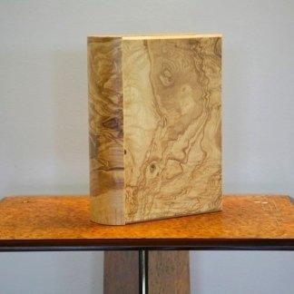 urne funebri legno