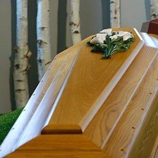 decorazioni cofani funebri