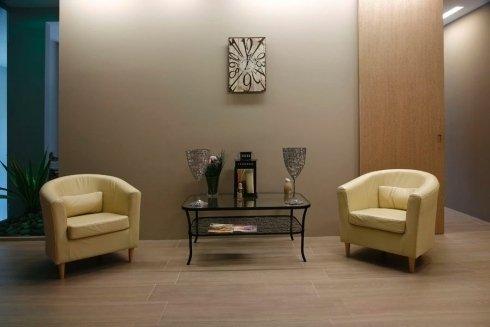 sala d'attesa