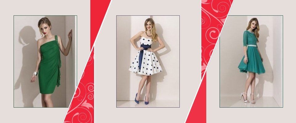 Stunning party dresses