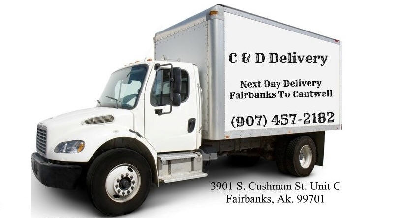 C & D Delivery, you can trust us to handle all your delivery needs.
