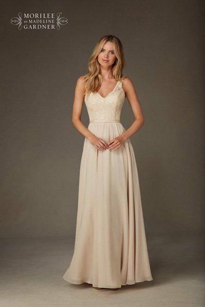 half white dress