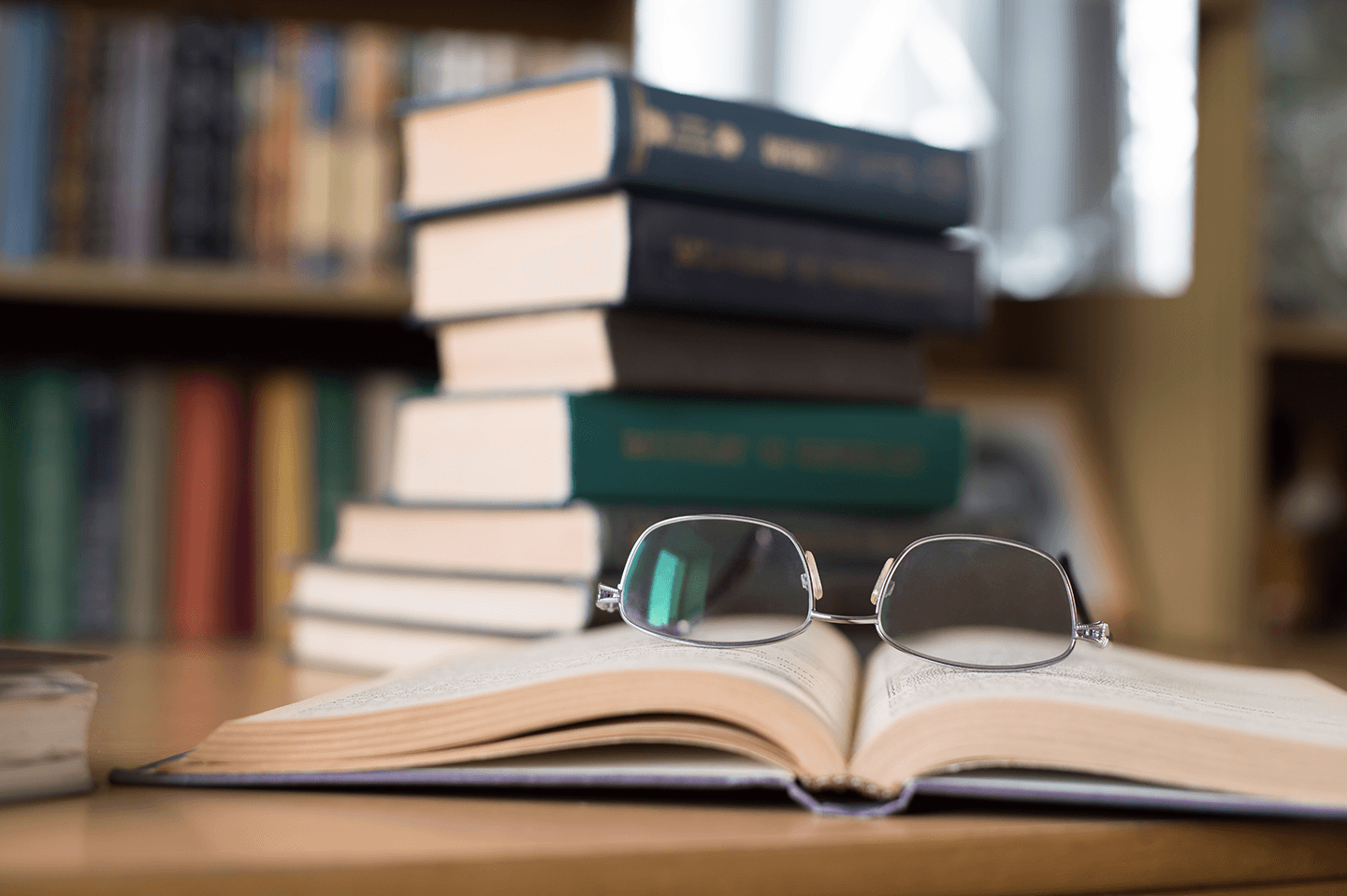 Specs and book
