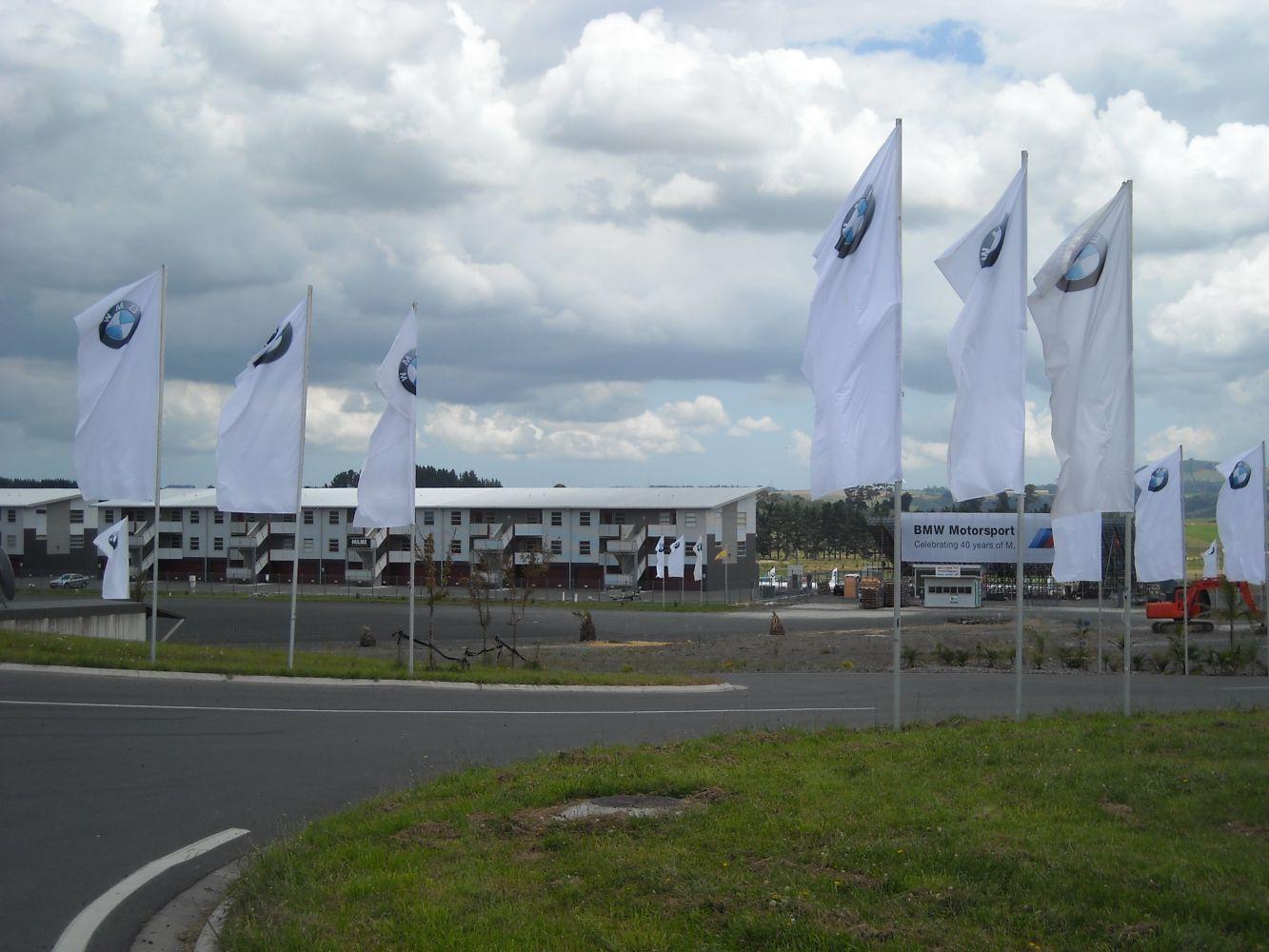 Hire flagpoles