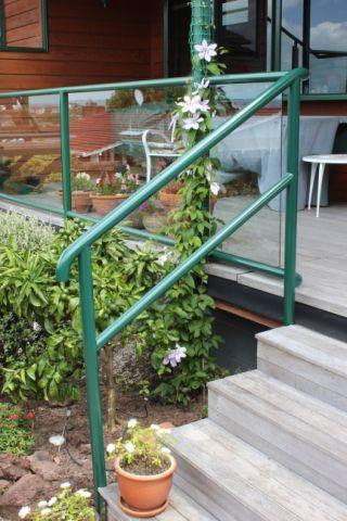 Custom build & install handrail