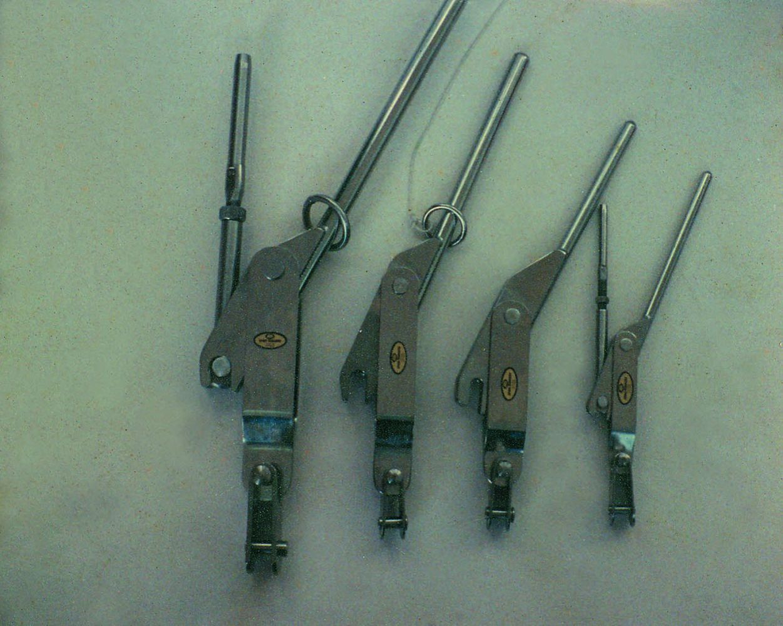 Highfield levers
