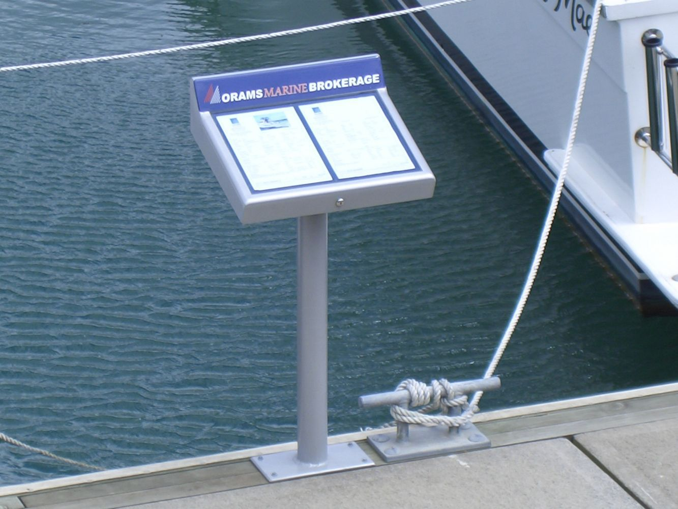 Information Lectern
