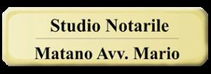 Matano Avvocato Mario