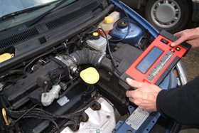 Car repairs - Marchwiel, Wrexham - R & J Motors - Engine maintenance