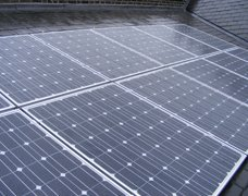 Solar panel installation – Wanstead