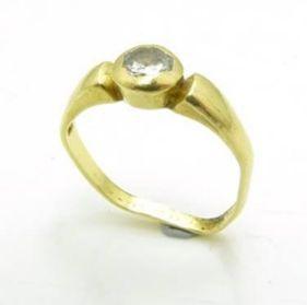 ring before restoration
