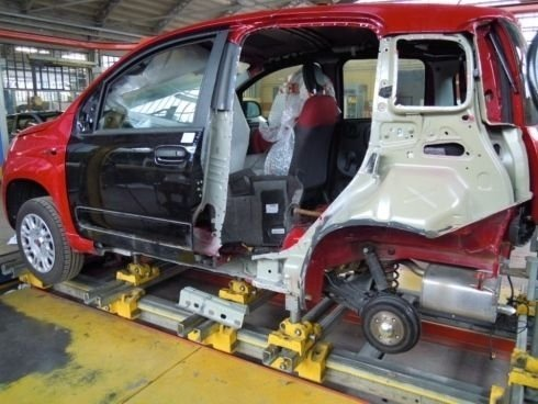 Riparazione auto incidentate udine