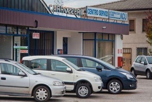 Veicoli a noleggio Udine