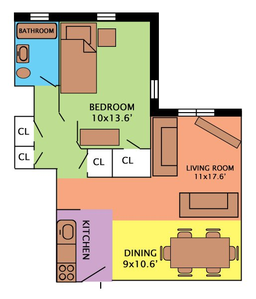 Floor Plans Fairbridge Commons Fairfield Ct