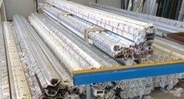 vendita alluminio