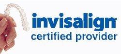 dentology dental care invisalign logo