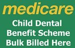 dentology dental care medicare logo