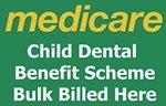 dentology dental care medicare logo