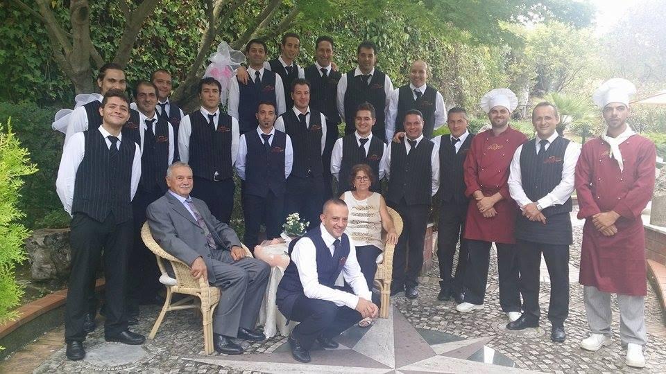staff di Hotel Ristorante