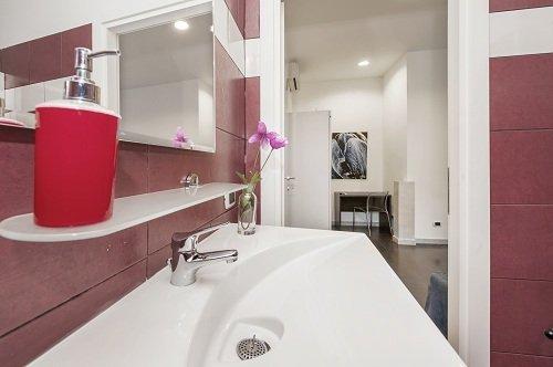 lavabo di un bagno