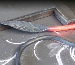 ferro battuto, saldature, creazione disegni in ferro