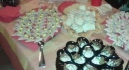 buffet, aperitivo, happy hour