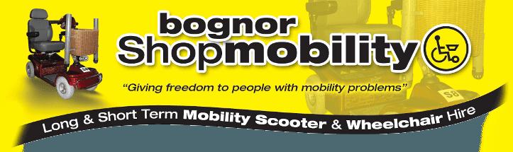 Bognor Shopmobility logo