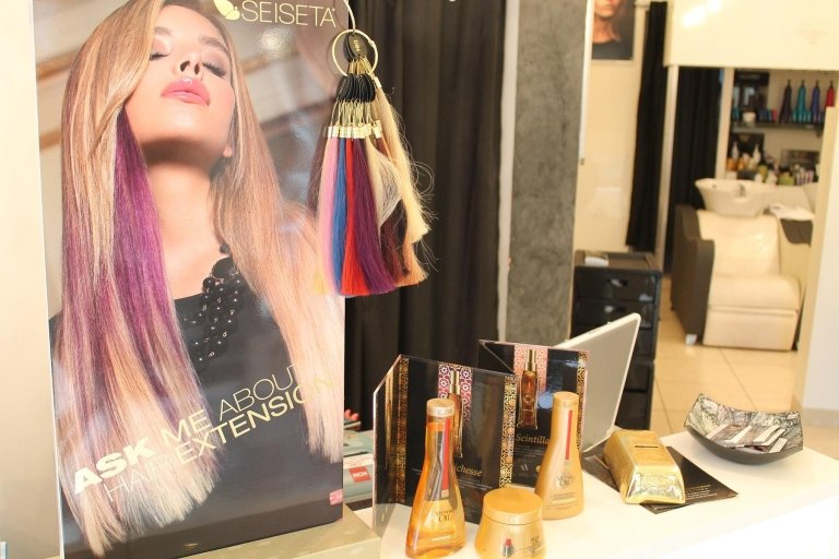 HAIR EXTENSIONS CAPELLI NATURALI