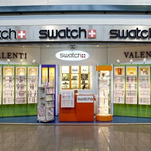Swatch Store Valenti