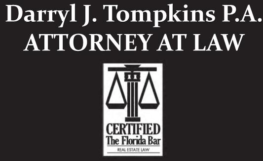 Darryl J. Tompkins P.A.