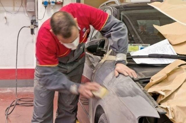 riparazione graffi su carrozzeria, riparazione ammaccature, lucidatura carrozzeria