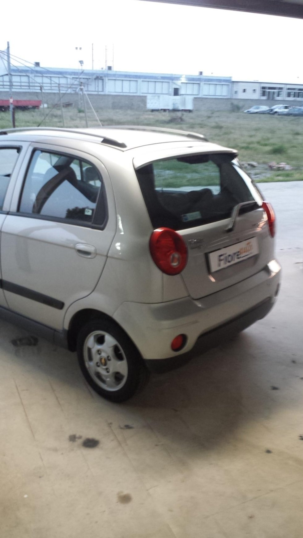 chevrolet new matiz