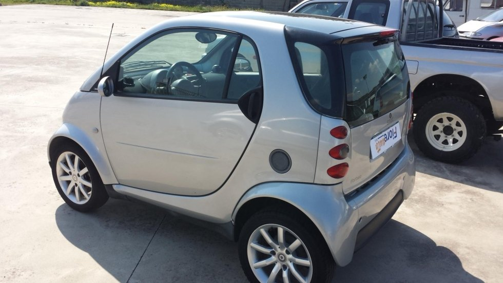 smart fortwo benz