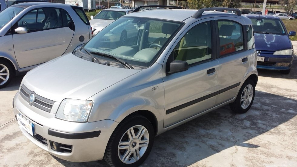 fiat panda emotion mj