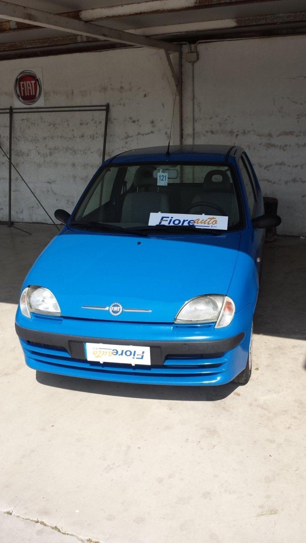 fiat 600 2004