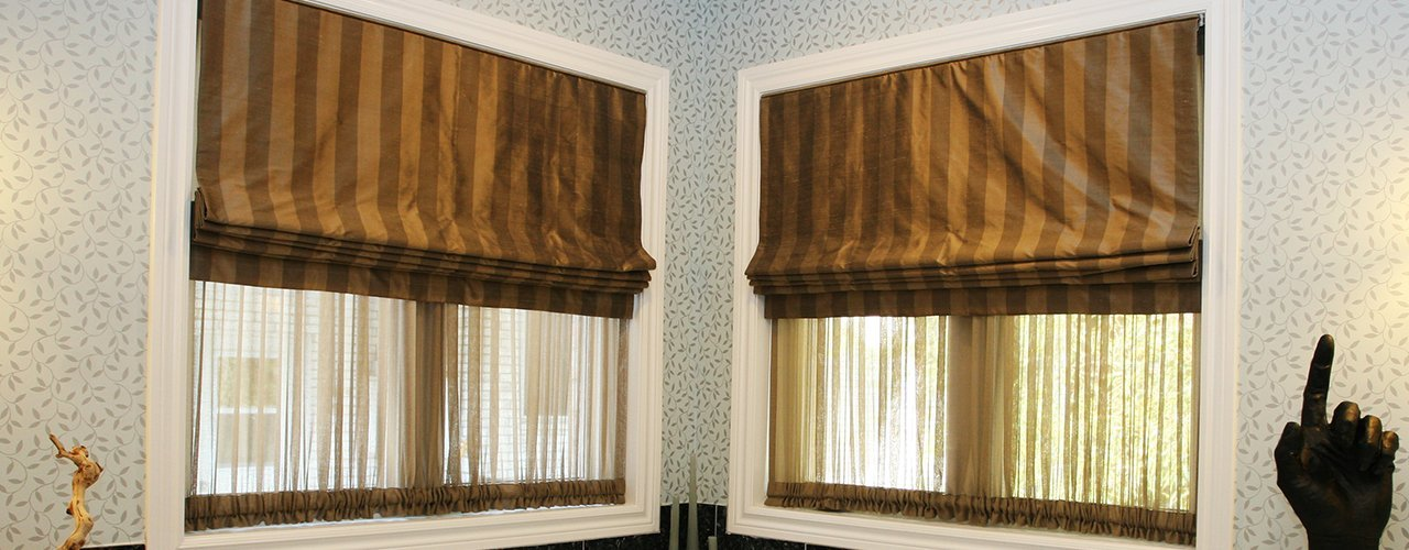 customised curtains