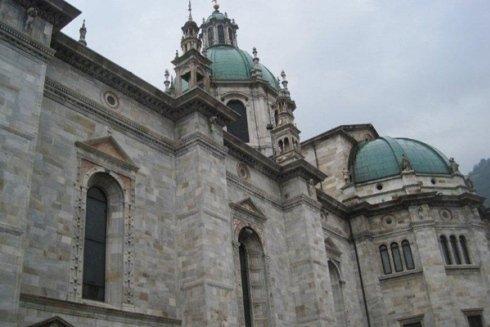 Scorcio delle cupole del Duomo