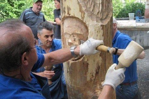 Scultori legno