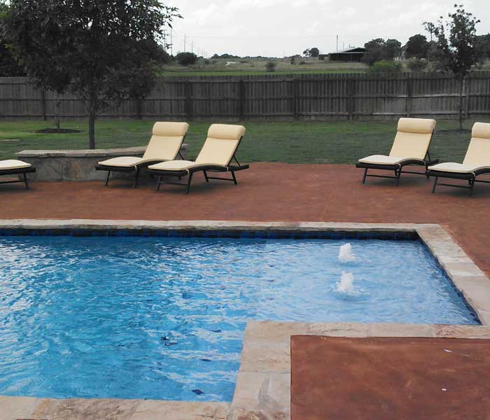 Pools by brannon bryan tx gallery - Swimming pool contractors columbus ohio ...