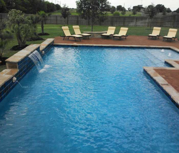 Pools by brannon bryan tx gallery - Swimming pools in college station tx ...