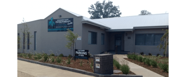 goulburn valley physiotherapy centre exterior