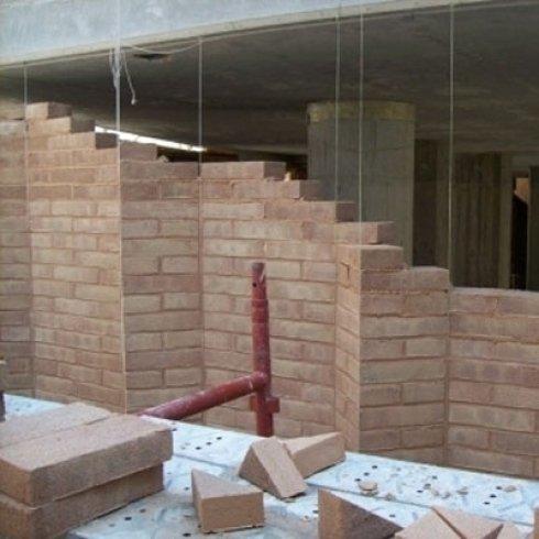 costruzione pareti